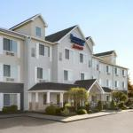 Accommodation near Jamboree in the Hills - Fairfield Inn & Suites Wheeling - St. Clairsville, OH