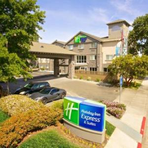 Hotels near Paso Robles Event Center - Holiday Inn Express Hotel & Suites - Paso Robles