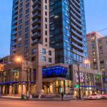 Accommodation near Concord Pacific Place Vancouver - Hotel Blu Vancouver