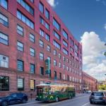 Accommodation near Duluth Depot - The Suites Hotel At Waterfront Plaza