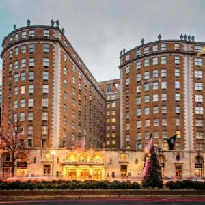 DC Improv Comedy Club Hotels - The Mayflower Hotel, Autograph Collection