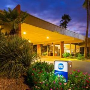 Tucson Convention Center Hotels - BEST WESTERN Royal Sun Inn & Suites