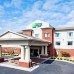 Holiday Inn Express & Suites Rocky Mount Smith Mountain Lake