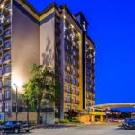 Accommodation near Aaron's Amphitheatre at Lakewood - Best Western Plus Atlanta Airport East