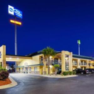 Henderson Stadium Hotels - BEST WESTERN Inn And Suites Of Macon