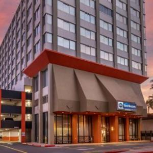 Hawaii Okinawa Center Hotels - Best Western The Plaza Hotel