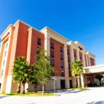 Accommodation near King Center for the Performing Arts - Hampton Inn Melbourne-Viera