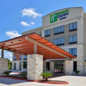 South Park Meadows Hotels - Holiday Inn Express & Suites Austin South