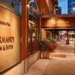 Target Center Hotels - The Best Western Normandy Inn & Suites