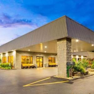Hotels near Silver Dollar City - BEST WESTERN Branson Inn And Conference Center