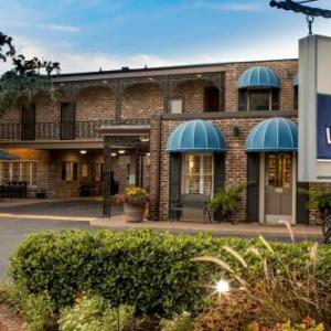 Saltus River Grill Hotels - Best Western Sea Island Inn