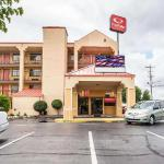 Accommodation near The Handy Park Pavillion - Econo Lodge Inn & Suites Memphis