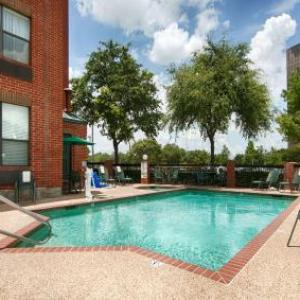 Hotels near Courtyard Theater Plano - Magnuson Hotel Park Suites