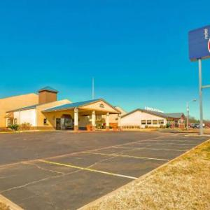 Nacogdoches County Expo Center Hotels - BEST WESTERN Northpark Inn