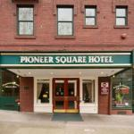WaMu Theater Hotels - Best Western Plus Pioneer Square Hotel