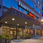 Accommodation near The Rave / Eagles Club - Fairfield Inn & Suites by Marriott Milwaukee Downtown