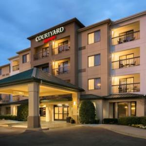 Courtyard By Marriott Dallas Mesquite