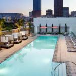 California Science Center Hotels - Residence Inn by Marriott Los Angeles L.A. LIVE