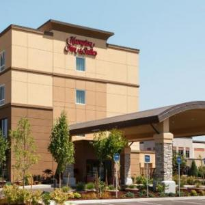 Hampton Inn And Suites Portland Hillsboro