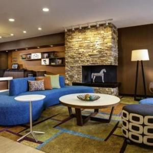 Fairfield Inn & Suites By Marriott St. Paul Northeast