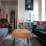 One Room in Shared Living Apartment
