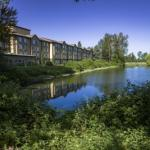 McMenamins Edgefield  Accommodation - Radisson Hotel Portland Airport