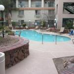 El Paso Convention and Performing Arts Center Accommodation - Hawthorn Suites By Wyndham- El Paso Airport