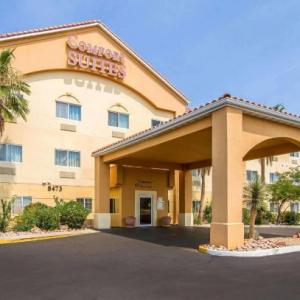 Hotels near Peoria Sports Complex - Comfort Suites Peoria Sports Complex