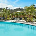 Accommodation near Dave and Busters San Diego - SpringHill Suites San Diego Mission Valley