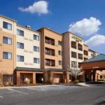 Accommodation near Pitt-Johnstown Sports Center - Courtyard By Marriott Altoona