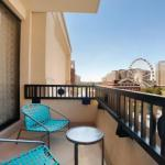 Accommodation near Aaron's Amphitheatre at Lakewood - DoubleTree by Hilton Hotel Atlanta Downtown