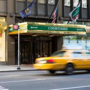 Courtyard By Marriott Midtown East