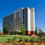 Tom Lee Park Accommodation - Crowne Plaza Memphis Downtown