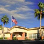 El Zaribah Shrine Auditorium Accommodation - Residence Inn Phoenix Airport