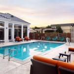 Shoreline Amphitheatre Accommodation - Hilton Garden Inn Mountain View