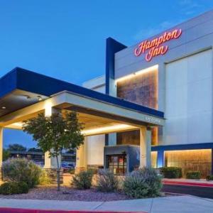 Hotels near Hiland Theater Albuquerque - Hampton Inn Albuquerque-University/Midtown