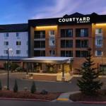 Hotels near The East End - Courtyard Portland Southeast