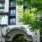 Accommodation near Newmark Theatre - The Paramount Hotel Portland