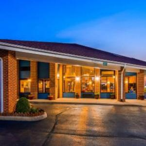 Hotels near John E Worthen Arena - Best Western Muncie