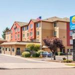 Accommodation near McMenamins Edgefield  - Comfort Inn & Suites-Portland Airport