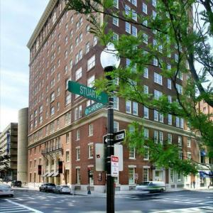 Back Bay Events Center Hotels - Hotel 140