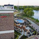 Aj McClung Memorial Stadium Accommodation - Courtyard By Marriott Columbus Phenix City