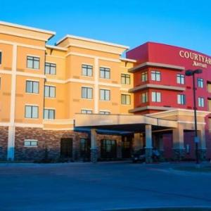 Jones AT&T Stadium Hotels - Courtyard by Marriott Lubbock Downtown/University Area