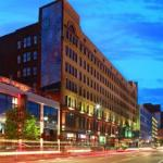 Accommodation near Cleveland Agora - Residence Inn Cleveland Downtown