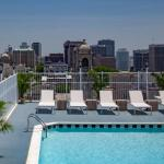Accommodation near Colonial Downs - Doubletree Hotel Richmond Downtown