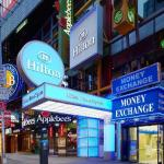 Lyric Theatre New York Accommodation - Hilton Times Square