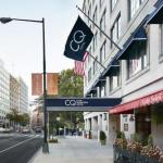 Accommodation near 16th St and Constitution Ave NW - Club Quarters in Washington DC