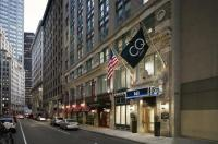 Club Quarters Hotel in Boston Image