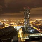 Hotels near Emirates Old Trafford - Hilton Manchester Deansgate