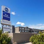 Olympic Plaza Accommodation - Best Western Airdrie